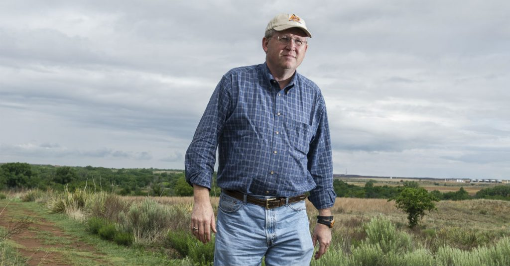 Lucas presses USDA to clarify federal funding disparities for cattle producers